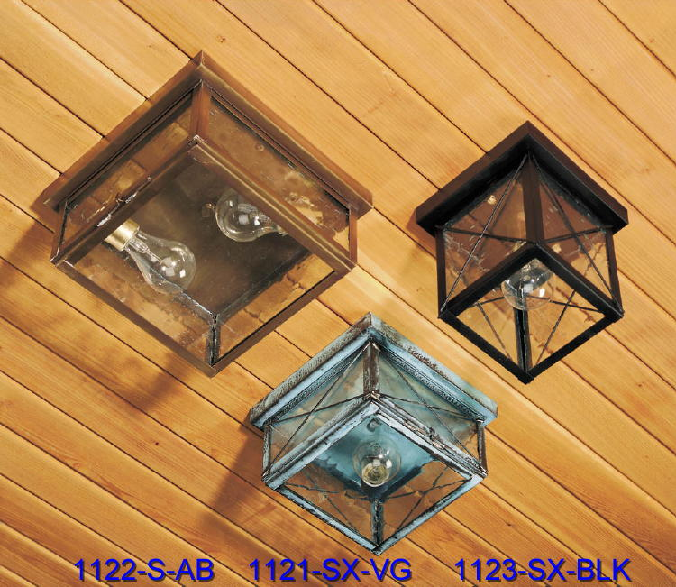 Ceiling Mount Lights 1122-1121-1123