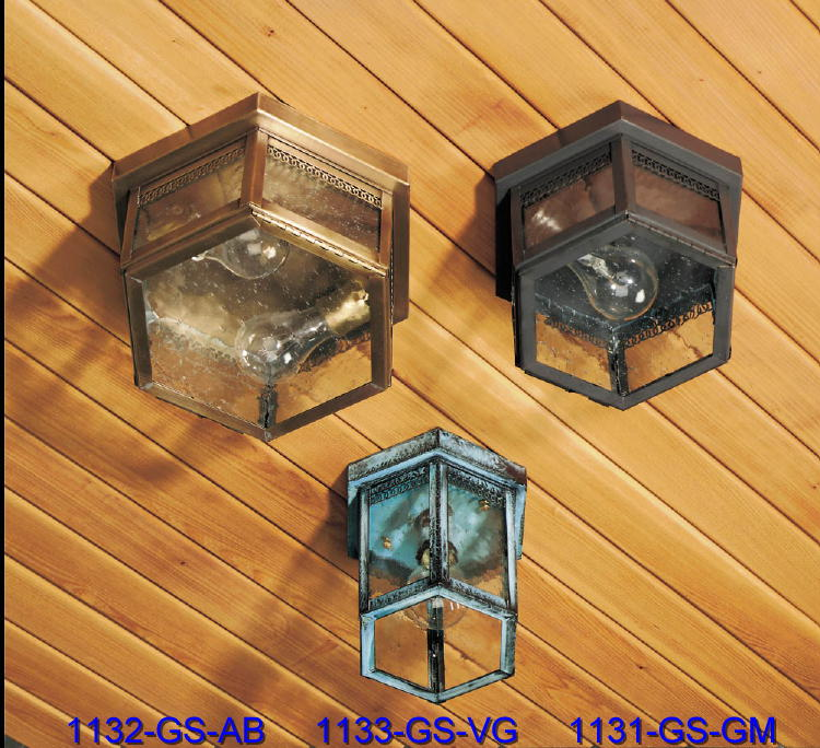 Ceiling Mount Lights 1132-1133-1131