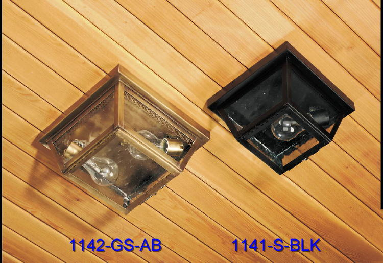 Ceiling Mount Lights 1142-1141